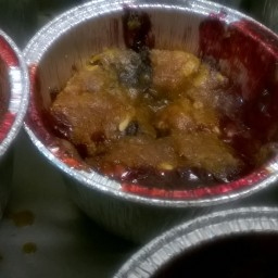 An Alcoholics Blueberry and Strawberry Hot Pot