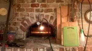 Handmade oven