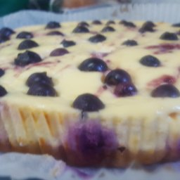 Cheesecake; and ode to Great Grandma